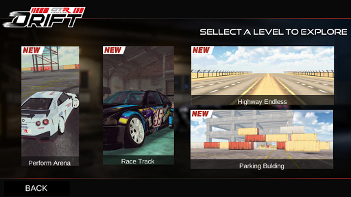 GTR Drift Simulator 25 screenshots 3