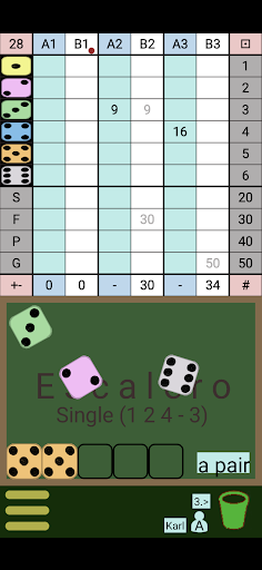 Escalero Dice  screenshots 1