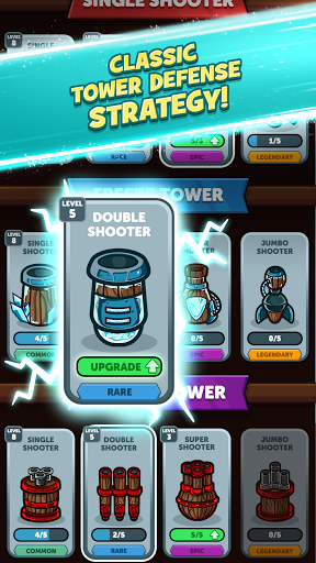 Merge Kingdoms - Tower Defense apkpoly screenshots 3