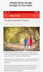 Health News, Videos, & Social Media 5