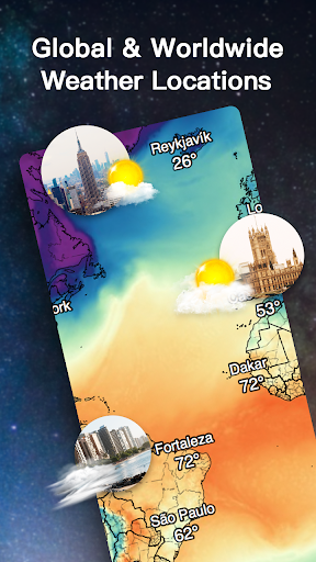 Live Weather Forecast: Accurate Weather For PC Windows (7, 8, 10, 10X) & Mac Computer Image Number- 10