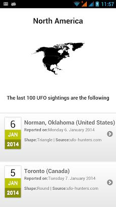 Latest UFO sightingsのおすすめ画像2