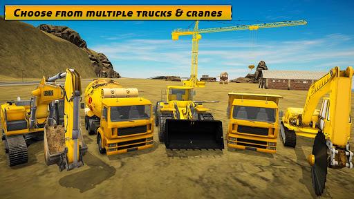 City Bridge Builder: Flyover Construction Game  screenshots 5