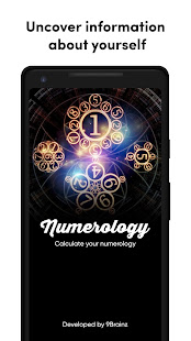 Numerology & My Name Meaning Poster