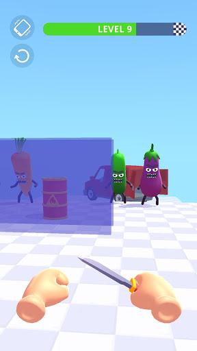 Hit Tomato 3D: Knife Throwing Master screenshots 11