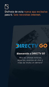 DIRECTV GO 1