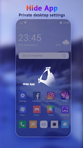 U Launcher Lite-New 3D Launcher 2020, Hide apps 2.2.40 Screenshots 5