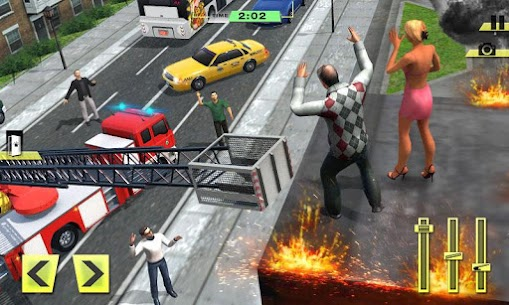 Real Firefighter Training 2020 – Fire Truck Rescue 3
