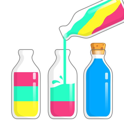 SortPuz - Gioco di ordinamento dei colori