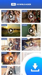 Video Downloader for Facebook – HD Video Saver Apk Download 2021 4