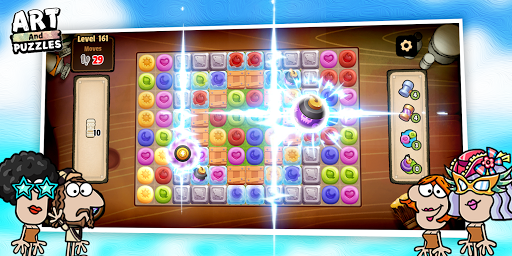 Art & Puzzles  screenshots 3