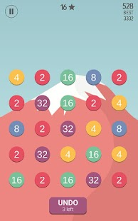 2 For 2: Connect the Numbers Puzzle Screenshot