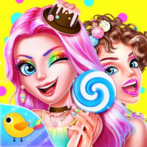 Candy Makeup Party Salon 1.0.2 by Libii logo