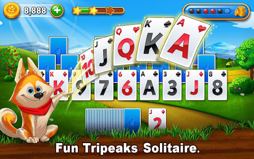 Solitaire - Harvest Day filehippodl screenshot 4