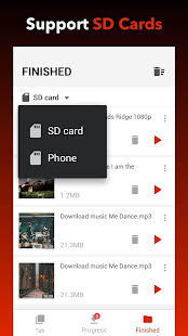 Free Video Downloader - Video Downloader App 1.1.7 Screenshots 3
