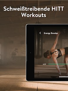 Asana Rebel: Yoga und Fitness Screenshot