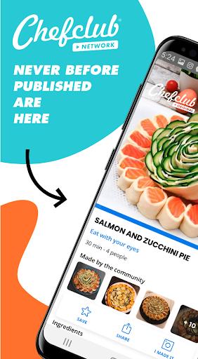 chefclub - anyone can be a chef! screenshot 1