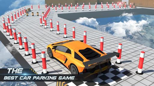 Sky Car Parking 2019 apkpoly screenshots 2