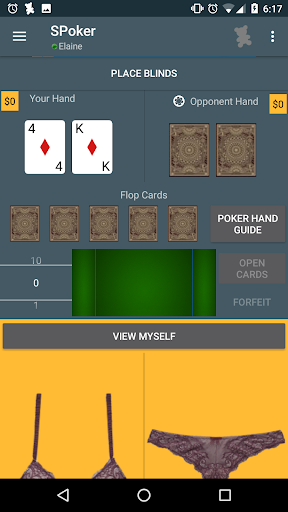 Strip Poker - Two Player 1.2.1 Screenshots 1