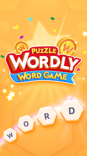 Wordly: Link Together Letters in Fun Word Puzzles apkmr screenshots 1