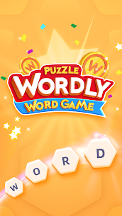 Wordly: Link Together Letters in Fun Word Puzzles 1