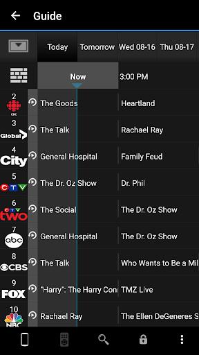 Execulink TV screenshots 2
