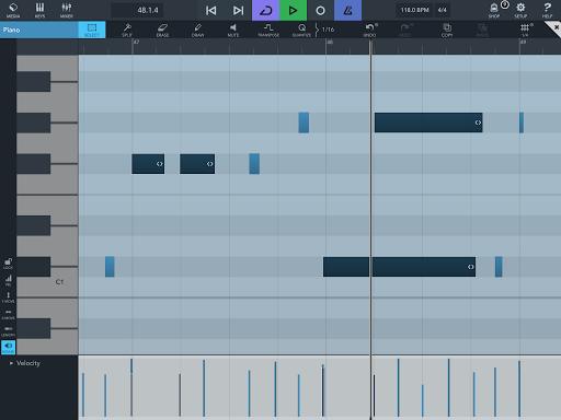 Cubasis LE 3 Trial - Music Studio and Audio Editor  Screenshots 11