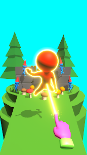 Magic Finger 3D For Android (MOD, Unlimited Money) 6