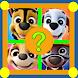Puppy Patrol Quiz Game ⚡