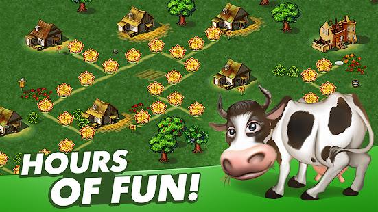 Farm Frenzy Free: Time management games offline 🌻 apk