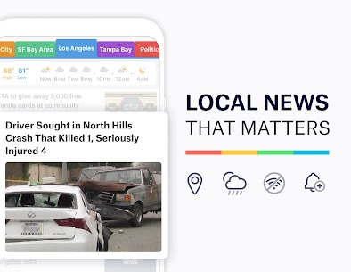SmartNews: Local Breaking News 8.35.0 Apk + Mod 1