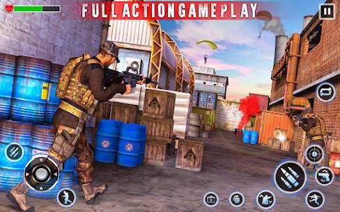 Modern Commando Secret Mission – FPS Shooting Game Apk Download 2021 4