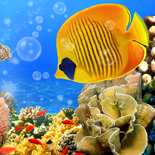 Fondo De Pantalla Acuario Peces En Movimiento Apps En Google Play