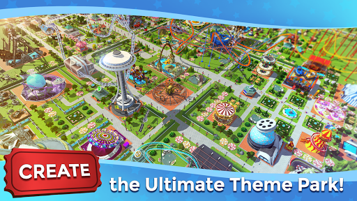 RollerCoaster Tycoon Touch - Build your Theme Park goodtube screenshots 1