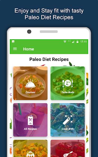 110+ Paleo Diet Plan Recipes: Healthy, Weight Loss 1.0.11 screenshots 18