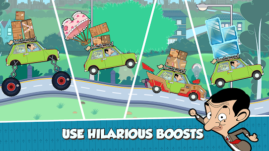 Mr Bean – Special Delivery Mod 1.9.10 Apk (Coins/ Diamonds/ VIP) 1