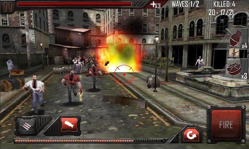 Zombie Roadkill 3D  poster 7