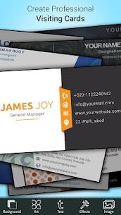 Baixar Business Card Maker Última Versão – {Atualizado Em 2021} 1