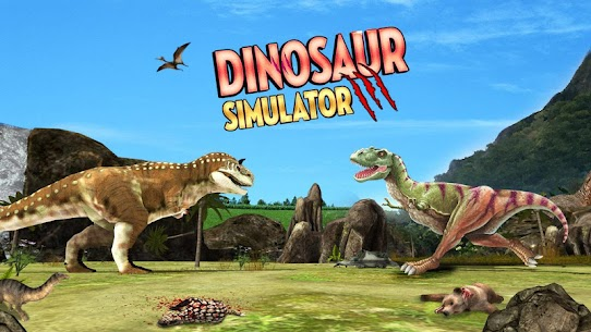 Install, Download & Use Deadly Dinosaur Attack  on PC (Windows & Mac) 1