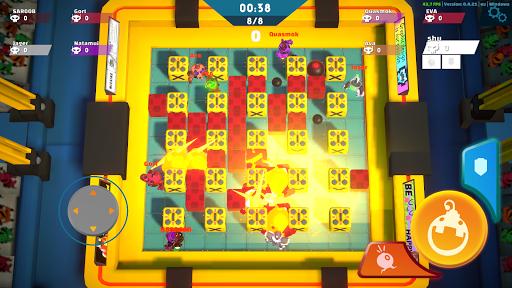 Bomb Bots Arena - Multiplayer Bomber Brawl  screenshots 2
