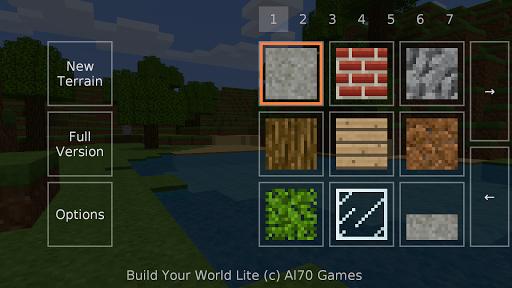 Build Your World Lite 2.0.0 Screenshots 5