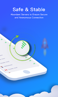 Connect VPN — Free, Fast, Unlimited VPN Proxy Screenshot