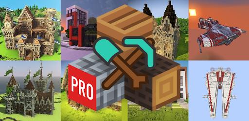 Builder PRO for Minecraft PE APK 0