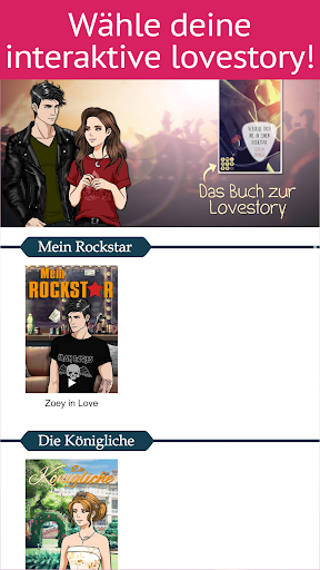 Code Triche love stories - interaktive Liebesgeschichte DE (Astuce) APK MOD screenshots 4