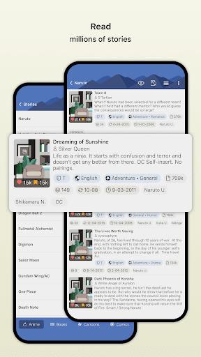 FanFiction.Net  screenshots 2