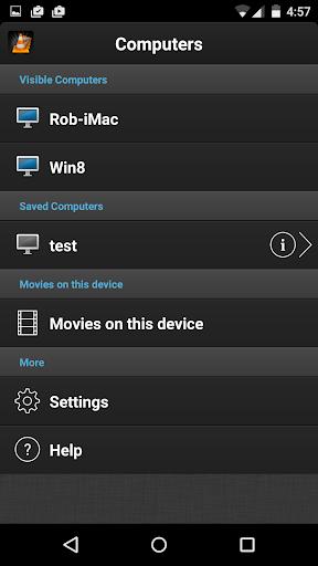 VLC Streamer Free 2.47 (3533) Screenshots 6