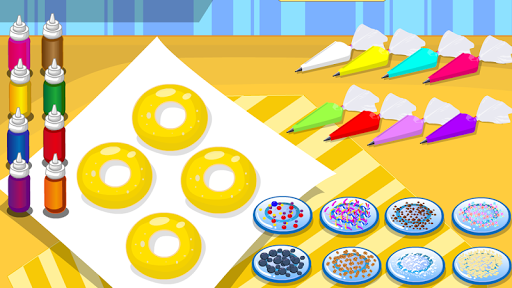 games cooking donuts 3.0.0 Screenshots 21