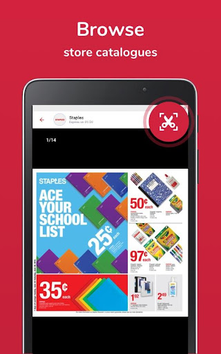 Shopfully - Weekly Ads & Deals 8.9.0 Screenshots 20