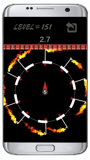 Throw Pin : Free Fire Game  screenshots 7