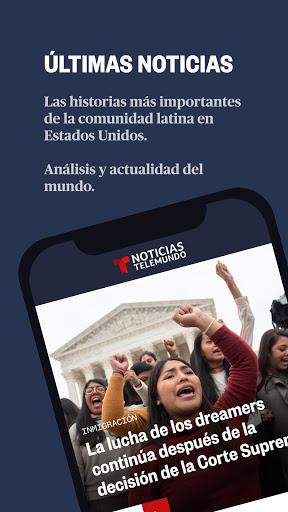 Noticias Telemundo  screenshots 1